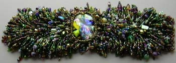 Garden Cuff by Beth Jones