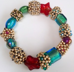Dynasty Beads Bracelet