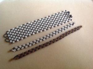 Hubble stitch bracelets