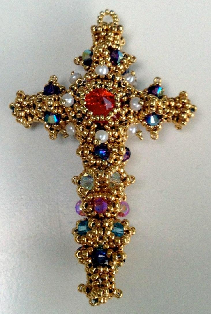 byzantine cross bead schoolbyzantine cross bead school