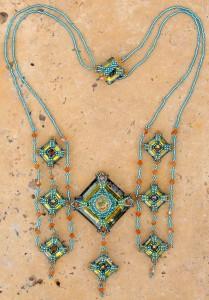 Alethea's Tresuare necklace 2