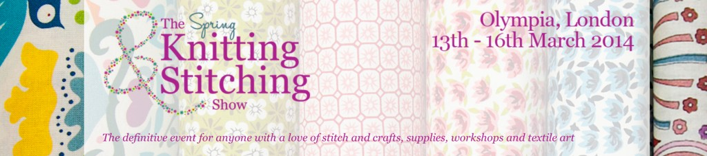 Knitting And Stitching Show Ticket Offers : Spring Knitting & Stitching Show Workshop Tickets - buy nowBead School
