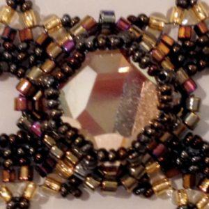 Lorenzo de Medici Bracelet in Golden Shadow with Bronze