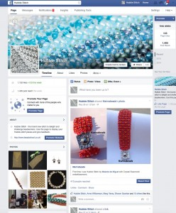 Hubble Stitch page on Facebook