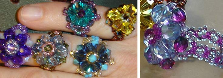 Crystal Finger Candy