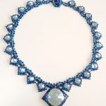 Isabella Necklace - Aqua