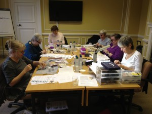 Byzantine Cross beading workshop - Great Escapes