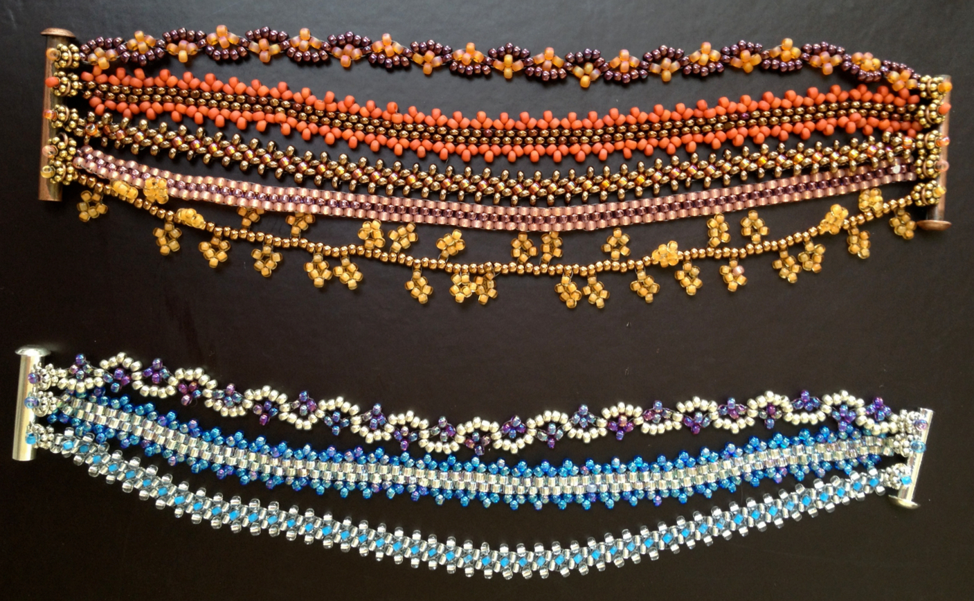 Beaded Friendship Bracelets 2