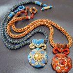 Nerfertiti's Treasure Necklace